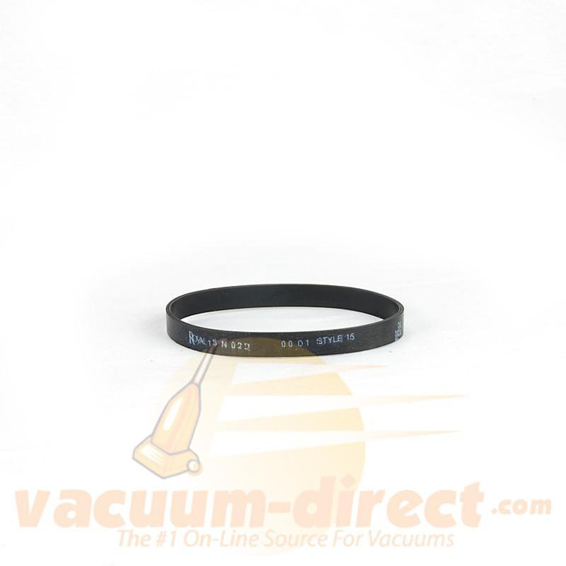 Dirt Devil Style DC15 Flat Vacuum Belt for Quick Vac Series 1 pc 81-3139-00