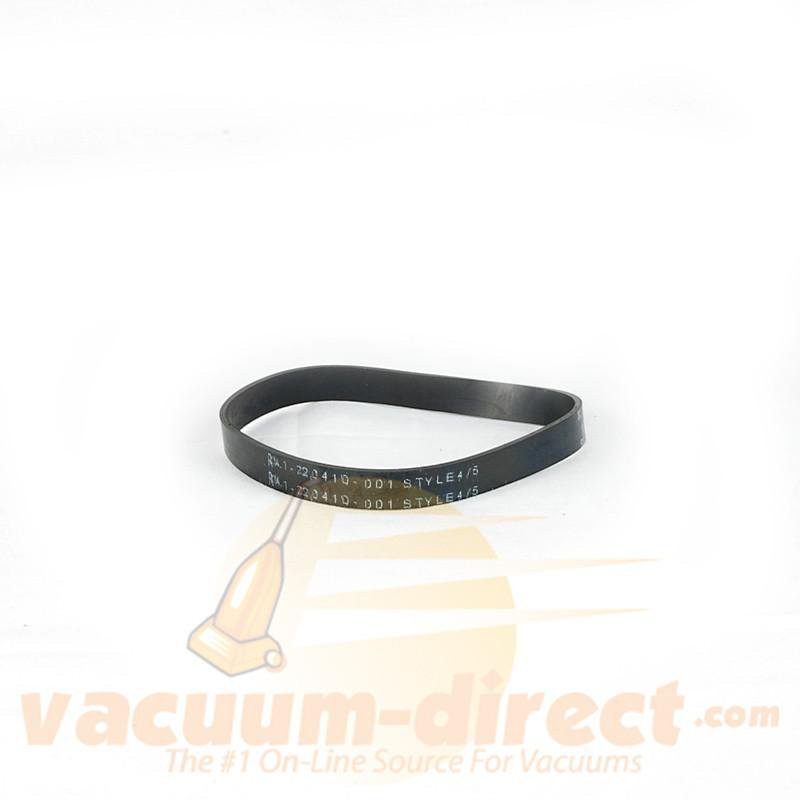Dirt Devil Style 4/5 Flat Vacuum Belt for Featherlite & Swivel Vacuums 1 piece 81-3122-02