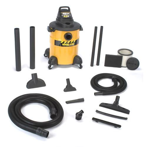 Shop-Vac 10 Gallon Industrial Economy Wet/Dry Vacuum 4.5 Peak HP 8500210