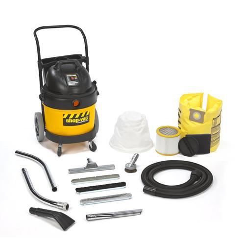 Shop-Vac 14 Gallon Commercial Professional Wet/Dry Vacuum 4.0 Peak HP 9242210