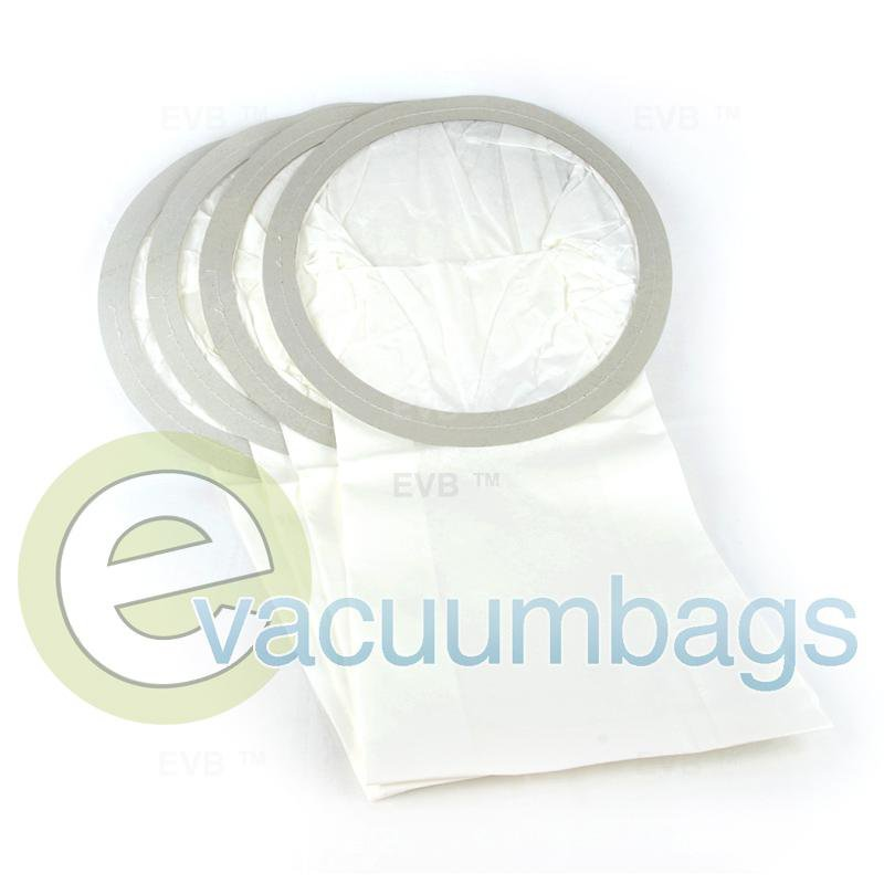 "Filtex 12 Gallon Central Vacuum 13.6"" Diameter Paper Vacuum Bags by DVC 4 Pack  416851 FIR-1412"