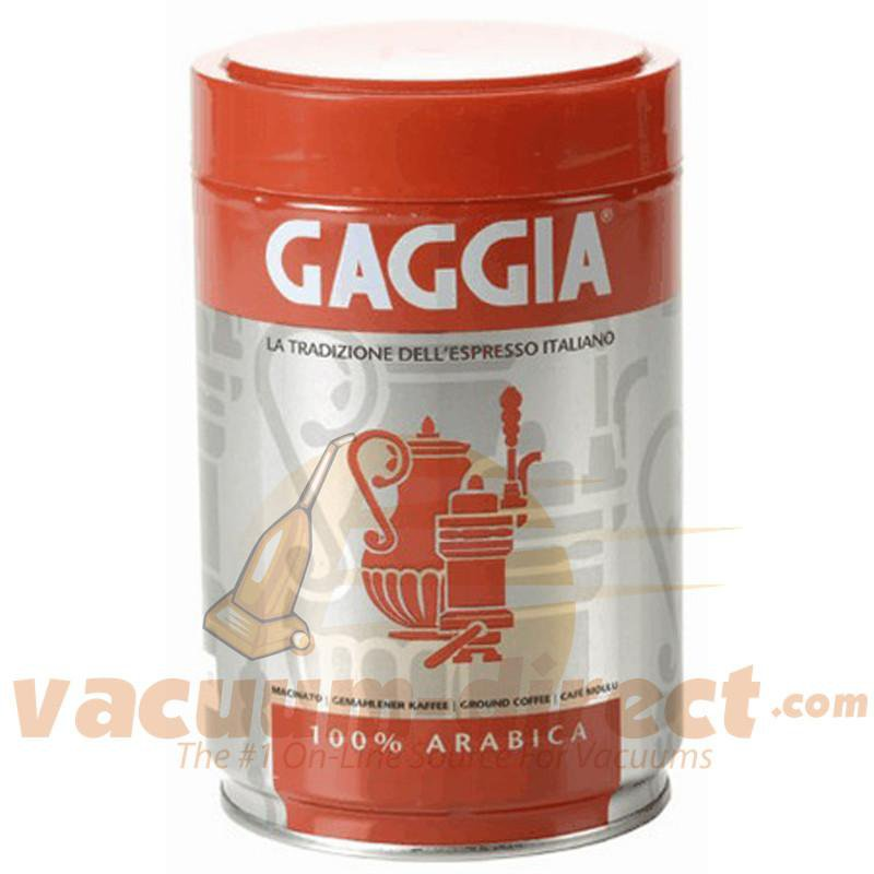 Gaggia Arabica Ground Coffee Can