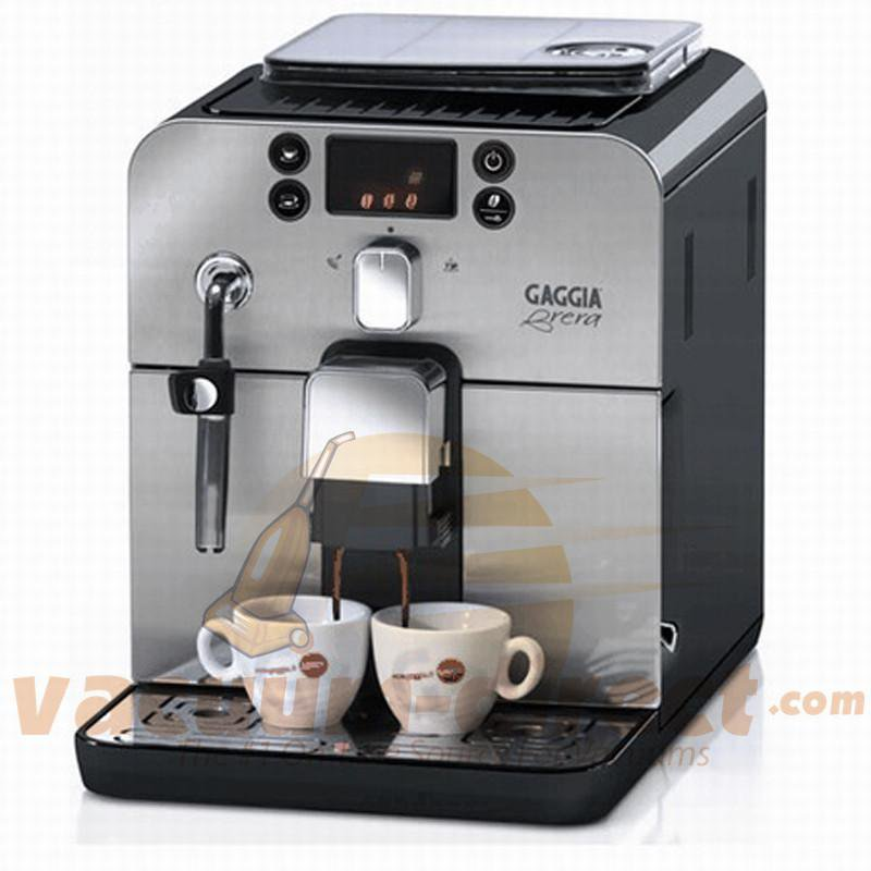 Gaggia Brera Black Super Automatic Espresso Machine 59101