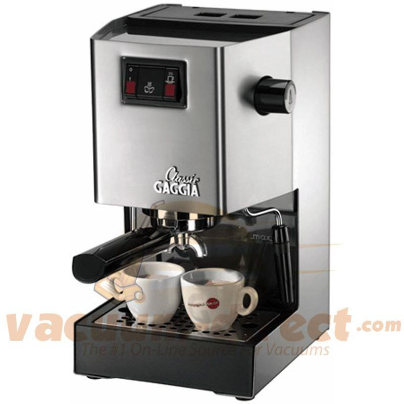 Gaggia Classic Semi-Automatic Espresso Machine 14101