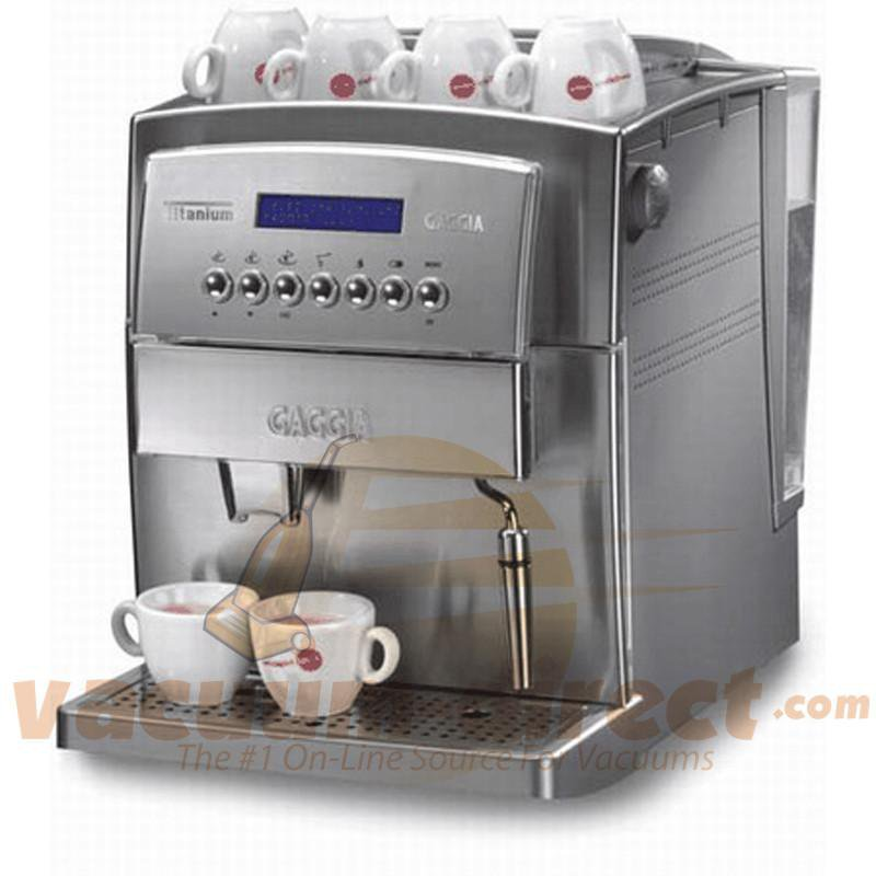 Gaggia Titanium Super Automatic Espresso Machine 90500