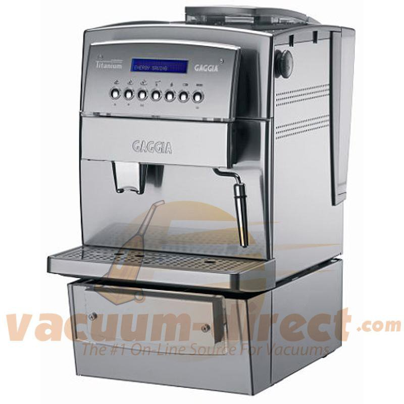 Gaggia Titanium Office Super Automatic Espresso Machine 90650