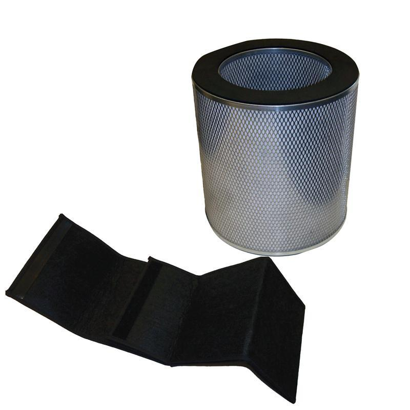 Green Klean Particulate Filter and Odor-Reducing Carbon Wrap GK-PASR-1