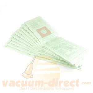 Hoover Type A Commercial Upright Vacuum Bags 10 Pack Genuine Hoover Parts 39-2443-01