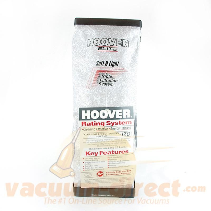 Hoover Elite Outer Cloth Bag Assembly for Type A Bags H-43686180