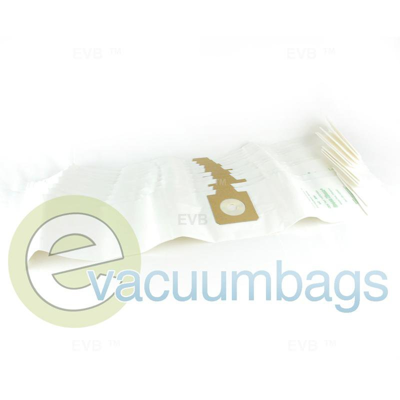 Kent KC-151 Canister Paper Vacuum Bags 10 Pack  1407015010 1407015010