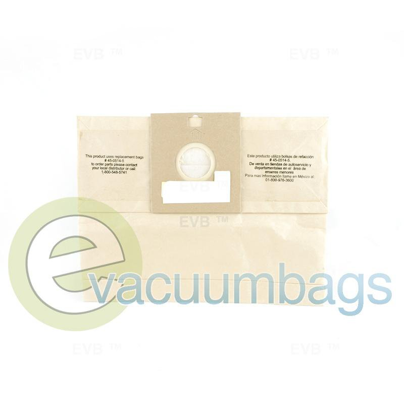 Koblenz Maxima Power Max Infinity Canister Paper Vacuum Bags 3 Pack  45-0214-5 KO-4505145