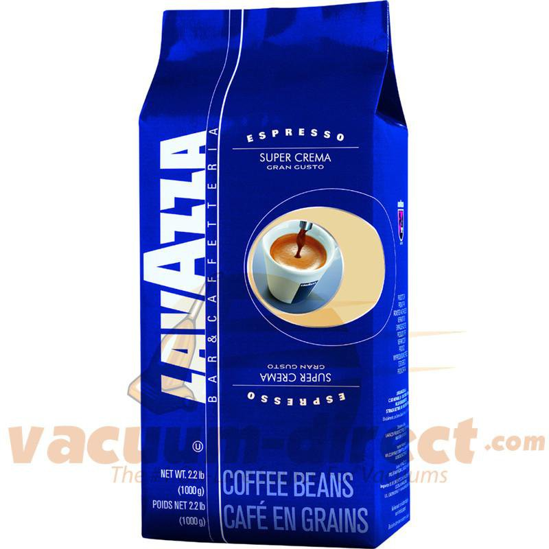 Lavazza Super Crema Whole Bean Coffee - 2.2lb