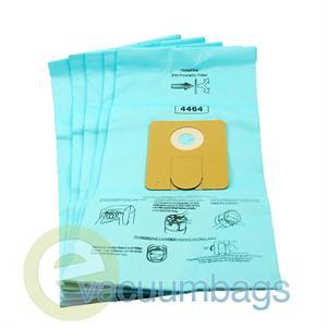 Mastercraft 605-612 and 641 Microfine Electrostatic Paper Vacuum Bags 5 Pack 4464
