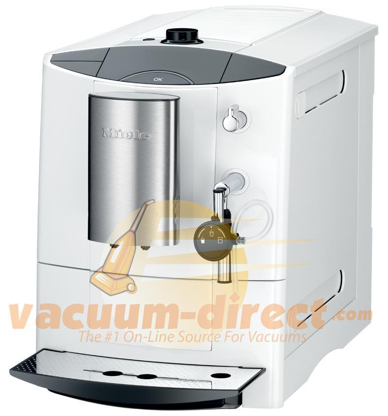 Miele CM 5000 Coffee System in White