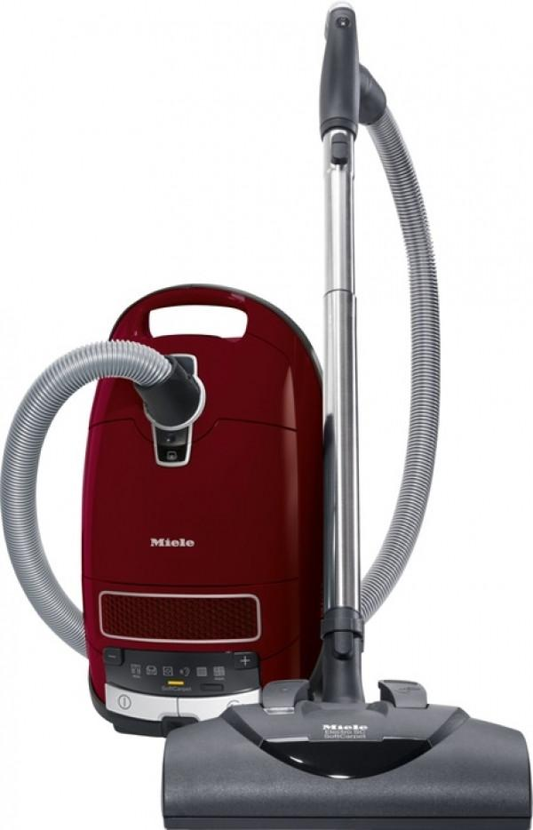 Miele Complete C3 SoftCarpet Canister Vacuum 41GFE039USA