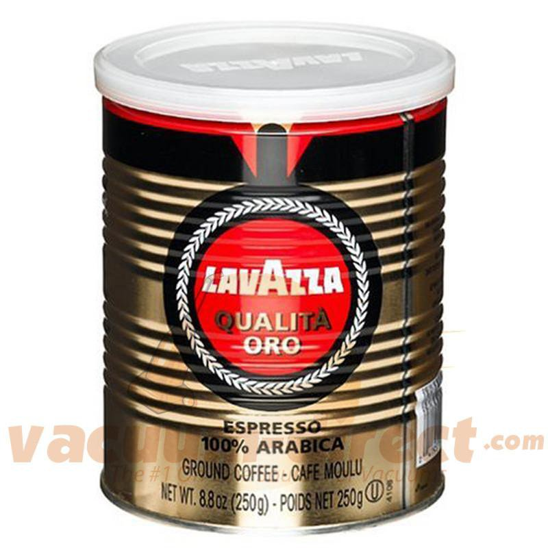 Lavazza Qualita Oro Ground Coffee Can - 8.8oz