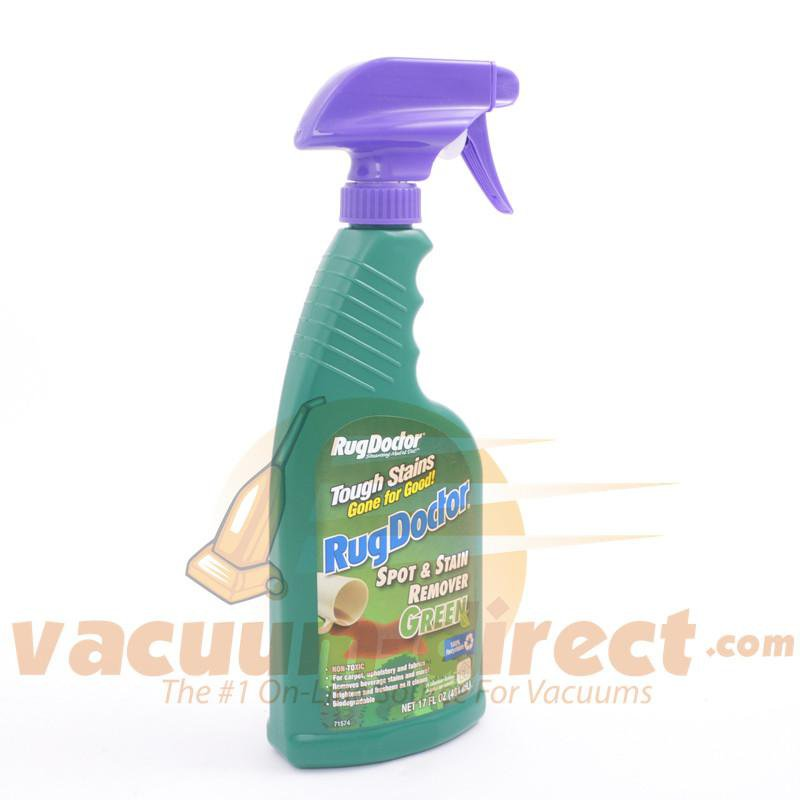 Rug Doctor Green Formula Spot & Stain Remover DC17 oz. 5021