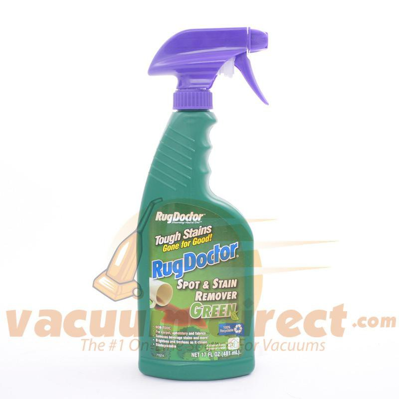 Rug Doctor Green Formula Spot And Stain Remover