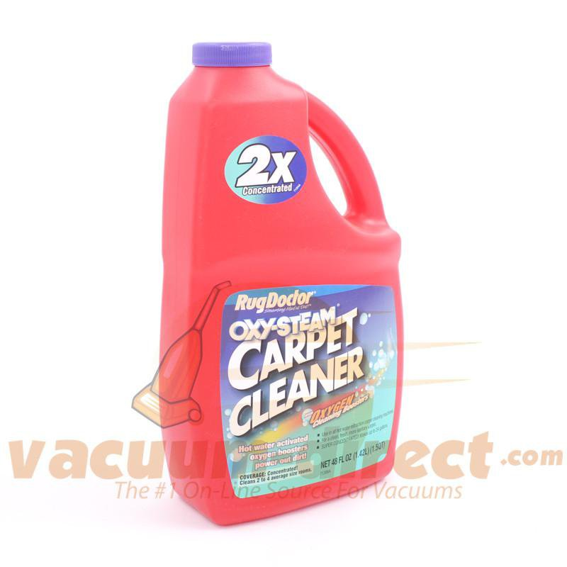 Rug Doctor Oxy-Steam Carpet Cleaner 48 oz. 4029