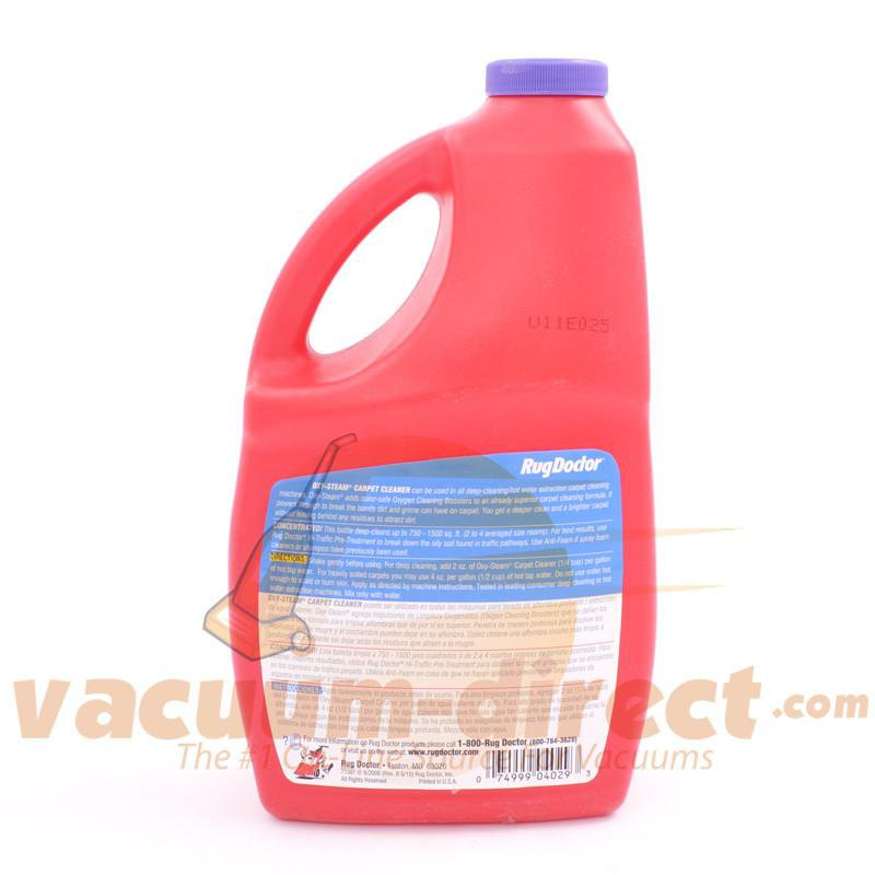 Rug Doctor Oxy Steam Carpet Cleaner Vacuum Direct