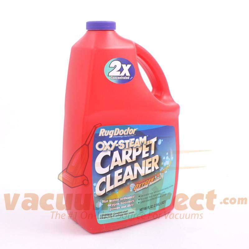 Rug Doctor Oxy Steam Carpet Cleaner Steam Cleaner