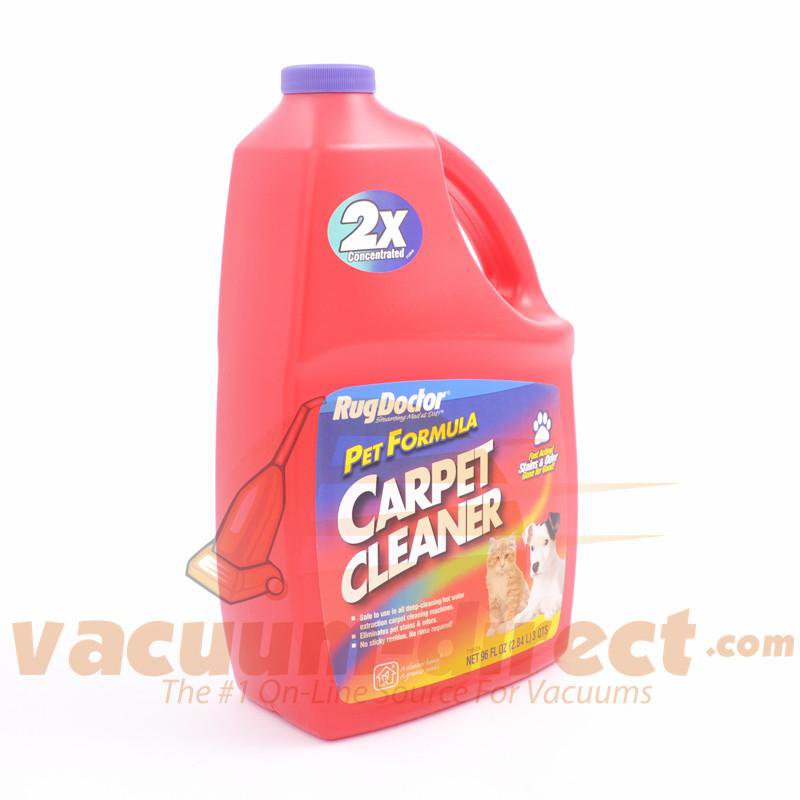 Rug Doctor Pet Formula 96oz Carpet Cleaner 4067