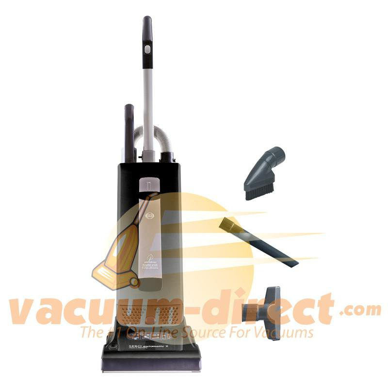 SEBO Automatic X Upright Vacuum Cleaner