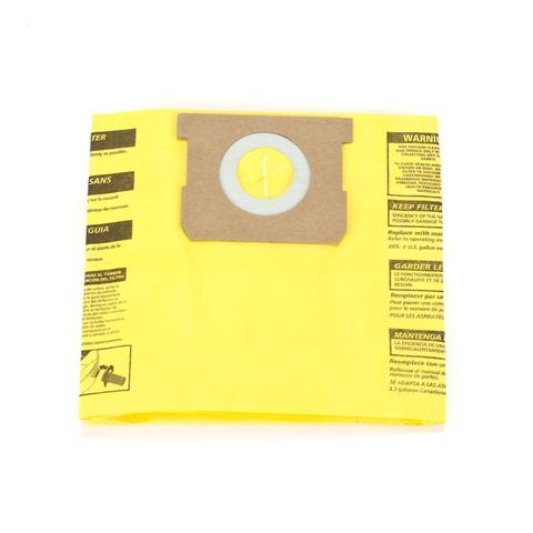 Shop Vac 4 Gallon 587 Series Vacuum Bags  2 Pack 9196400