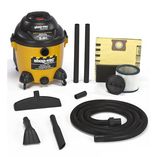 Shop Vac 10 Gallon Drywall Vac - 5.0 Peak HP