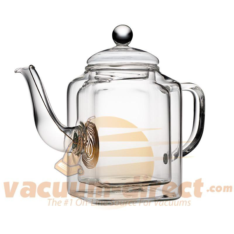 Teaposy Socrates Double Walled Teapot TPGL 295SG