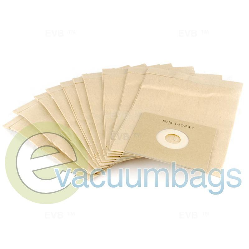 Windsor Switch Kit Versamatic Paper Vacuum Bag 10 Pack  8.600-139.0 WI-140441