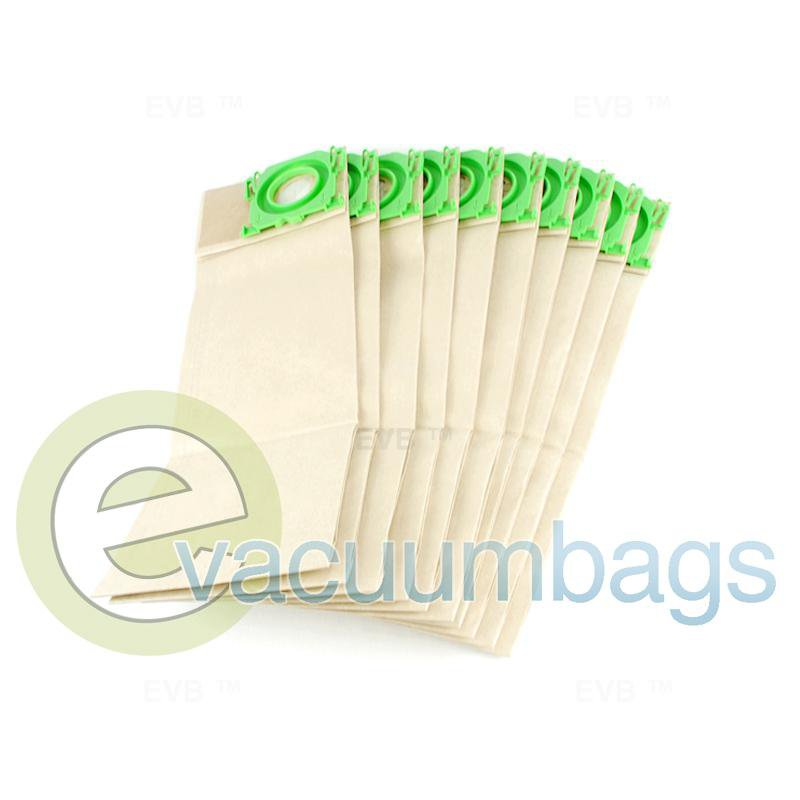 Windsor Sensor Versamatic Plus Micro Lined Paper Vacuum Bags 10 Pack  8.600-050.0 WI-5300