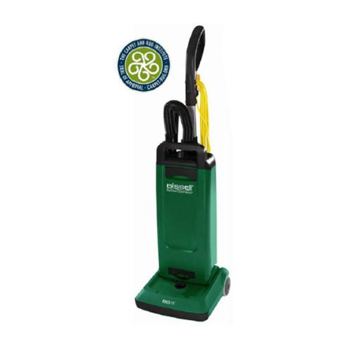 "BigGreen Commercial Bissell 12"" Heavy Duty Upright Vacuum"