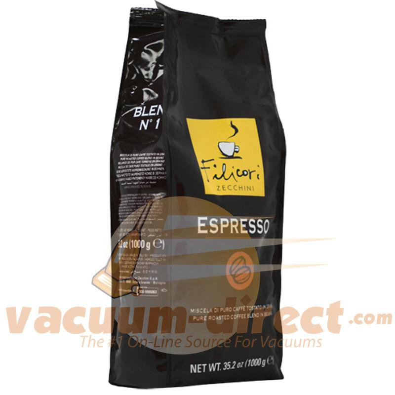 Filicori Zecchini Blend 1 Whole Bean Coffee Beans 2.2 pounds 1123