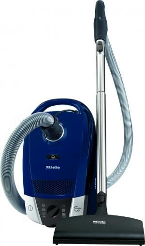 Miele Compact C2 Topaz Canister Vacuum 41DAE032USA