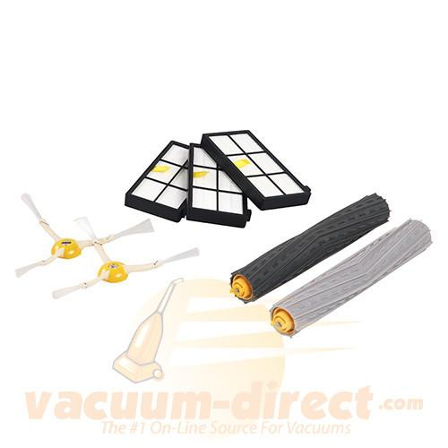 iRobot 800 and 900 Series Side Brush and Filter Kit 4415866