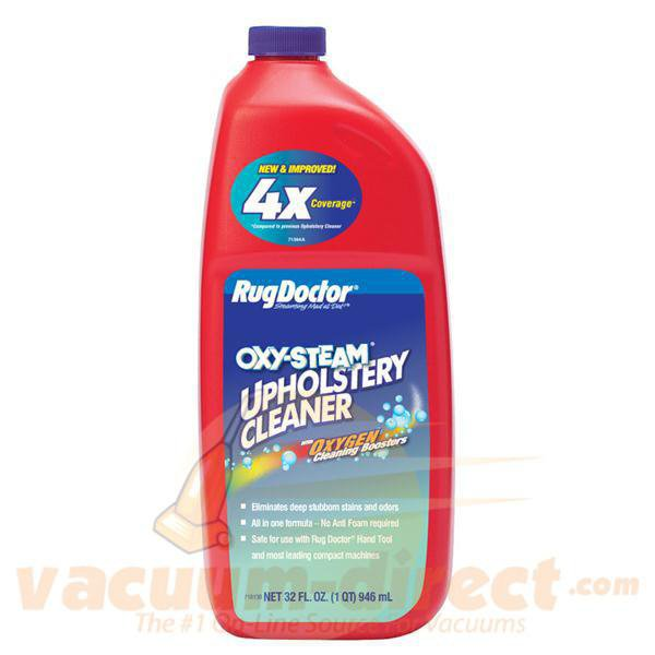 Rug Doctor 1 Quart Oxy-Steam Upholstery Cleaner 4106