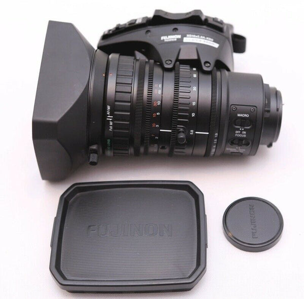 Fujinon XS16X5.8A-XB8A HD for Sony PDW-F355 PXW-X320 PMW-320 PMW-EX3 Never used!