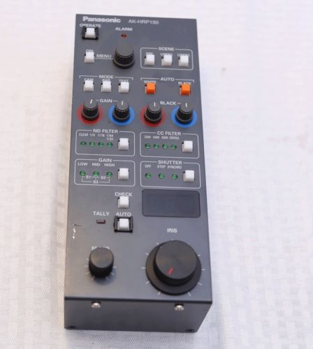 Panasonic AK-HRP150G Paint box/camera controller for AK-HC1500 HC900 and HC910
