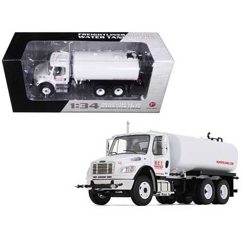 Freightliner M2-106 Water Tank Truck Horsfield Construction (HCI) 1/34 Diecast Model Car by First Gear