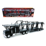 Freightliner Classic XL Car Carrier 1/32 Diecast Model by New Ray
