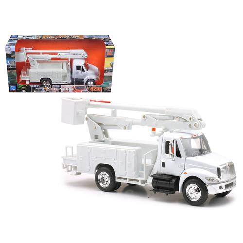 International 4200 Line Maintenance Truck 1/43 Model by New Ray