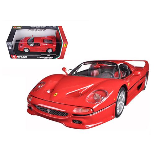 Ferrari F50 Red 1/18 Diecast Model Car by Bburago