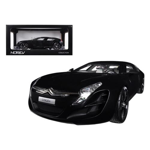 2006 Citroen C Matisse Black 1/18 Diecast Car Model by Norev