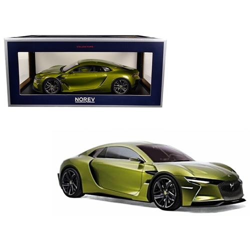 Citroen DS E-Tense Salon de Geneve 2016 1/18 Diecast Model Car by Norev