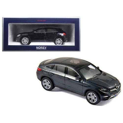 2014 Mercedes GLA Class Black 1/18 Diecast Model Car by Norev