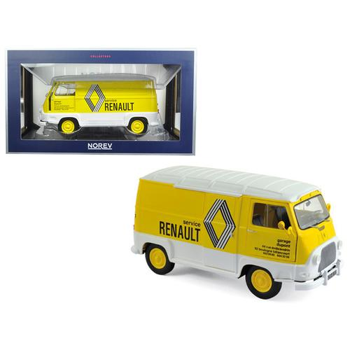 1972 Renault Estafette Assistance Renault 1/18 Diecast Model Car by Norev