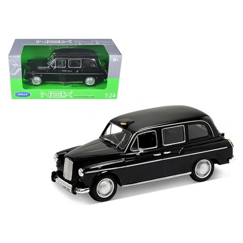 Austin FX4 London Taxi Black 1/24 Diecast Model Car by Welly