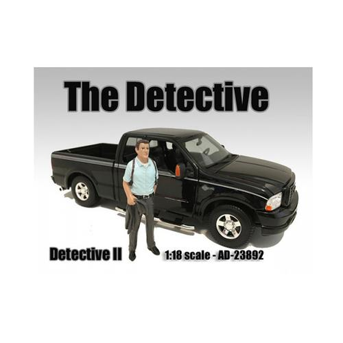 """The Detective #2"" Figure For 1:18 Scale Models by American Diorama"