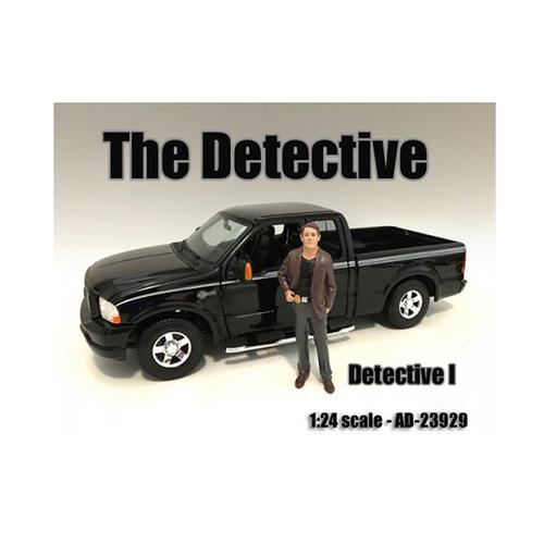 """The Detective #1"" Figure For 1:24 Scale Models by American Diorama"